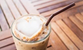 Café glacé à l'érable Trois Vallées