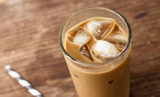 Cappuccino glacé classique
