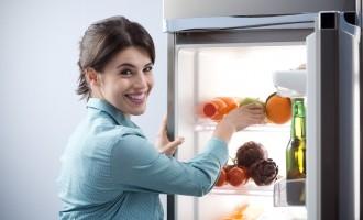 Conserver son lait au réfrigérateur