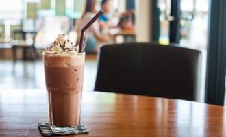 Frappuccino au chocolat